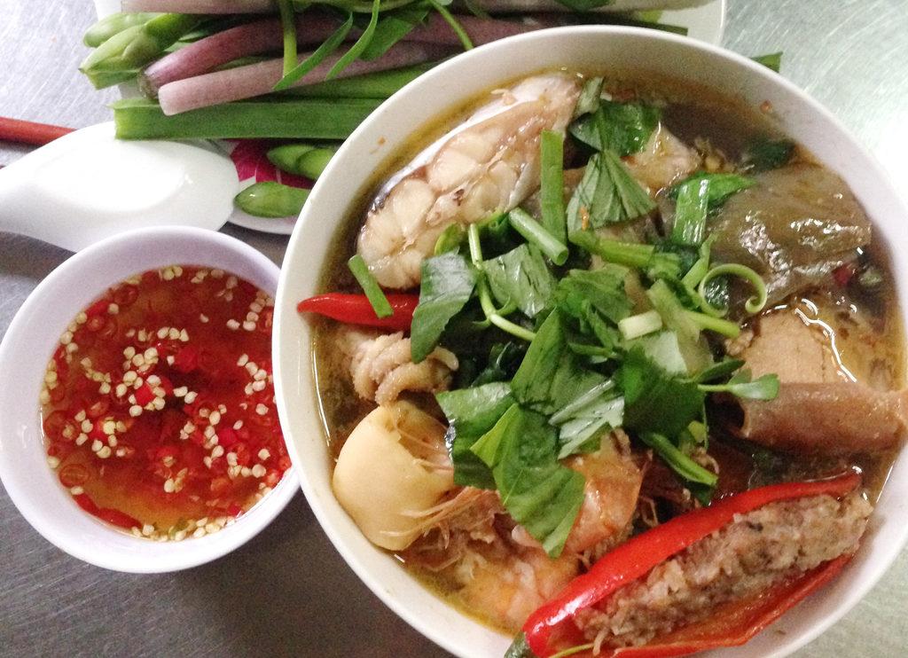Cach Lam Bun Mắm Miền Tay Nguoi Viet Online