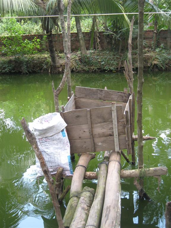 Cầu sắt Cau-Ca