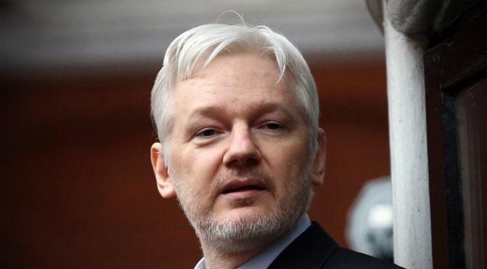 Trump dùng Assange để tạo nghi ngờ vụ tin tặc Nga
