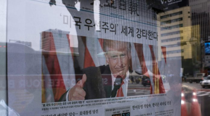 Nam Hàn bổ nhiệm người chuyên theo dõi 'tweet' của Trump