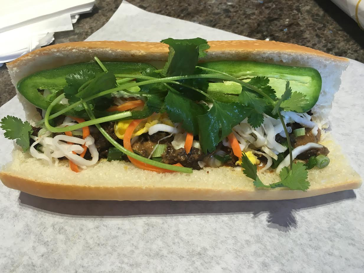 Bánh Mì: Seeking an homage through taste