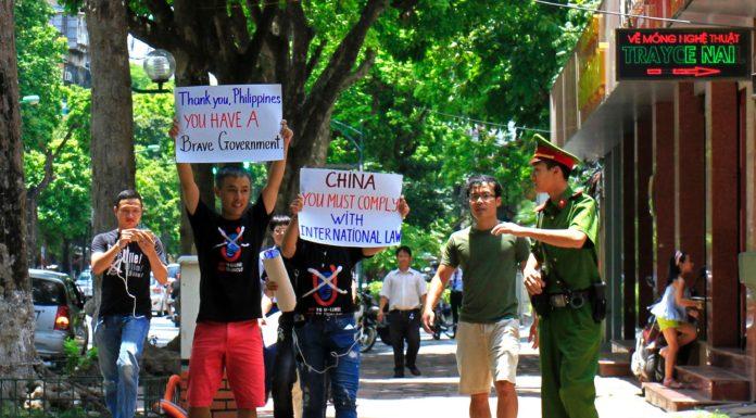 CSVN ngày càng hung bạo với bất đồng chính kiến
