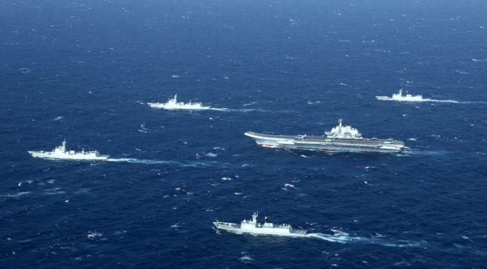 Không đoán được Mỹ, Trung Quốc gia tăng đầu tư hải quân