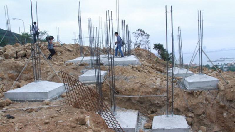 Phá núi Sơn Trà xây khu biệt thự bị phát hiện nhờ... người câu cá