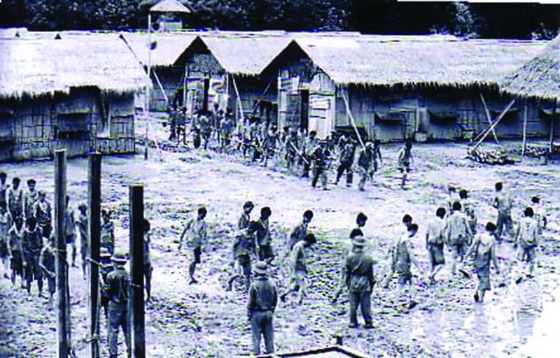 Trại 'cải tạo' của CSVN sau năm 1975