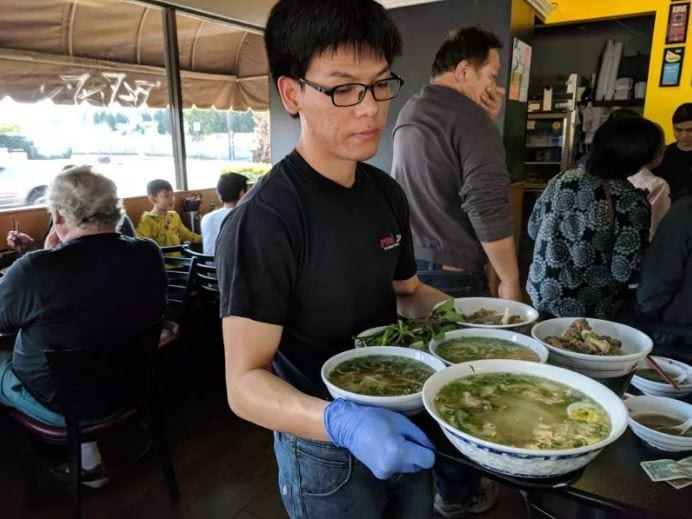 American vs  Vietnamese pho differs in more than just