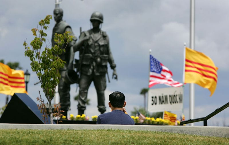 Vietnamese Immigrants Commemorate 30th Anniversary Of End Of Vietnam