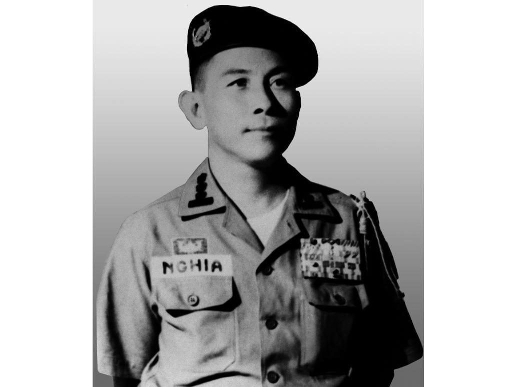 Cựu Đại Tá Dương Hiếu Nghĩa, người dẫn đầu đoàn xe chở ông Diệm, qua đời