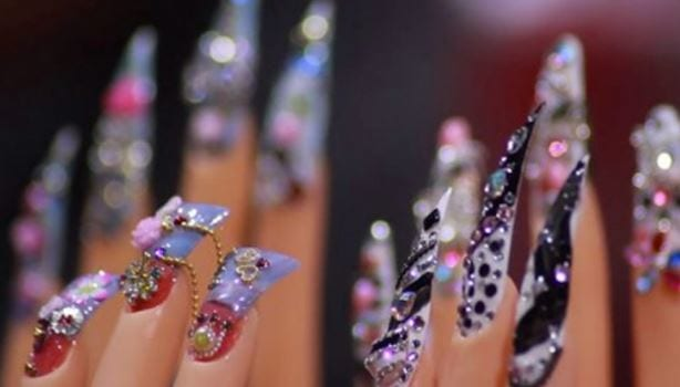 Why Is The 8 Billion Nail Industry Synonymous With