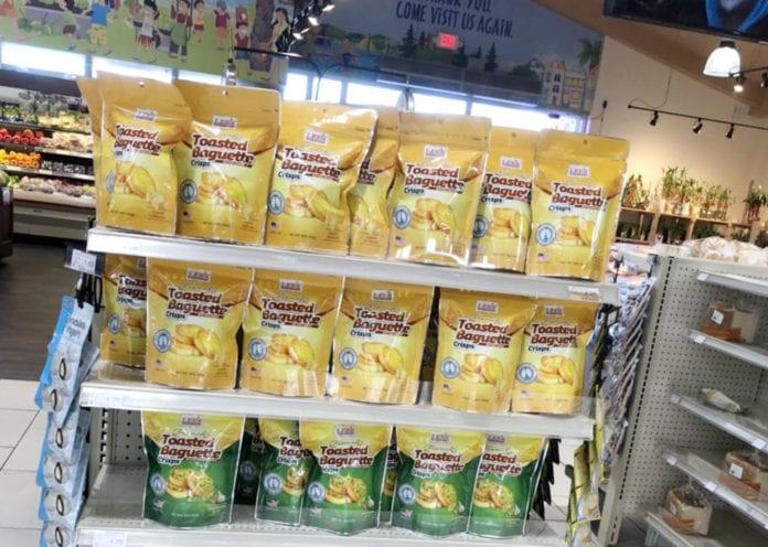 Nhiều siêu thị Á Châu đặt mua sản phẩm mới của Lee's Sandwiches