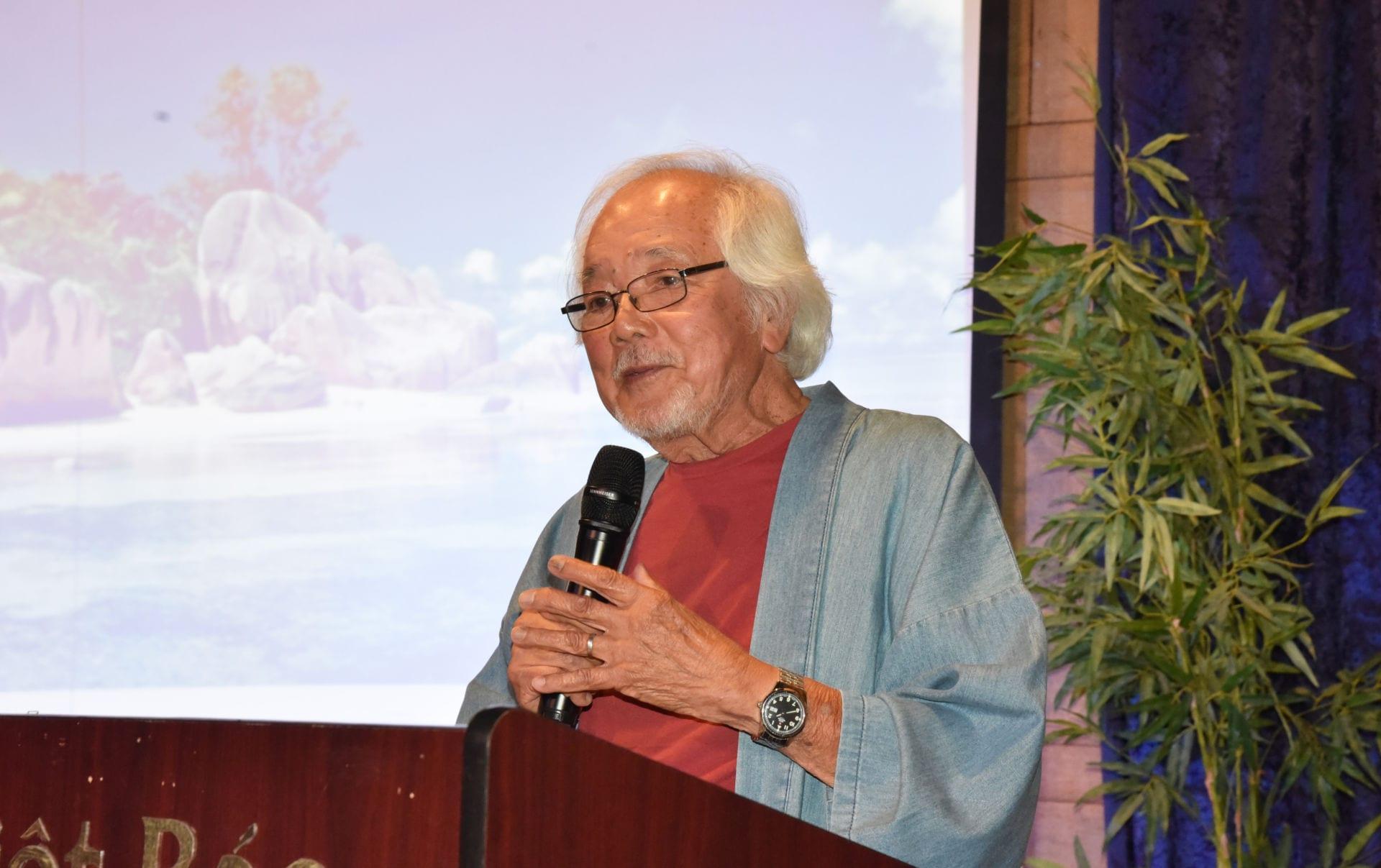 Hoa Vông Vang' của nhà văn Đỗ Tốn tái bản, ra mắt độc giả Little Saigon