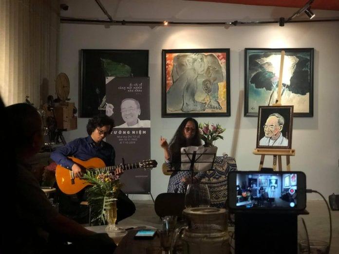 Buổi tưởng niệm thi sĩ Du Tử Lê ở Sài Gòn: Hoài niệm và chân tình