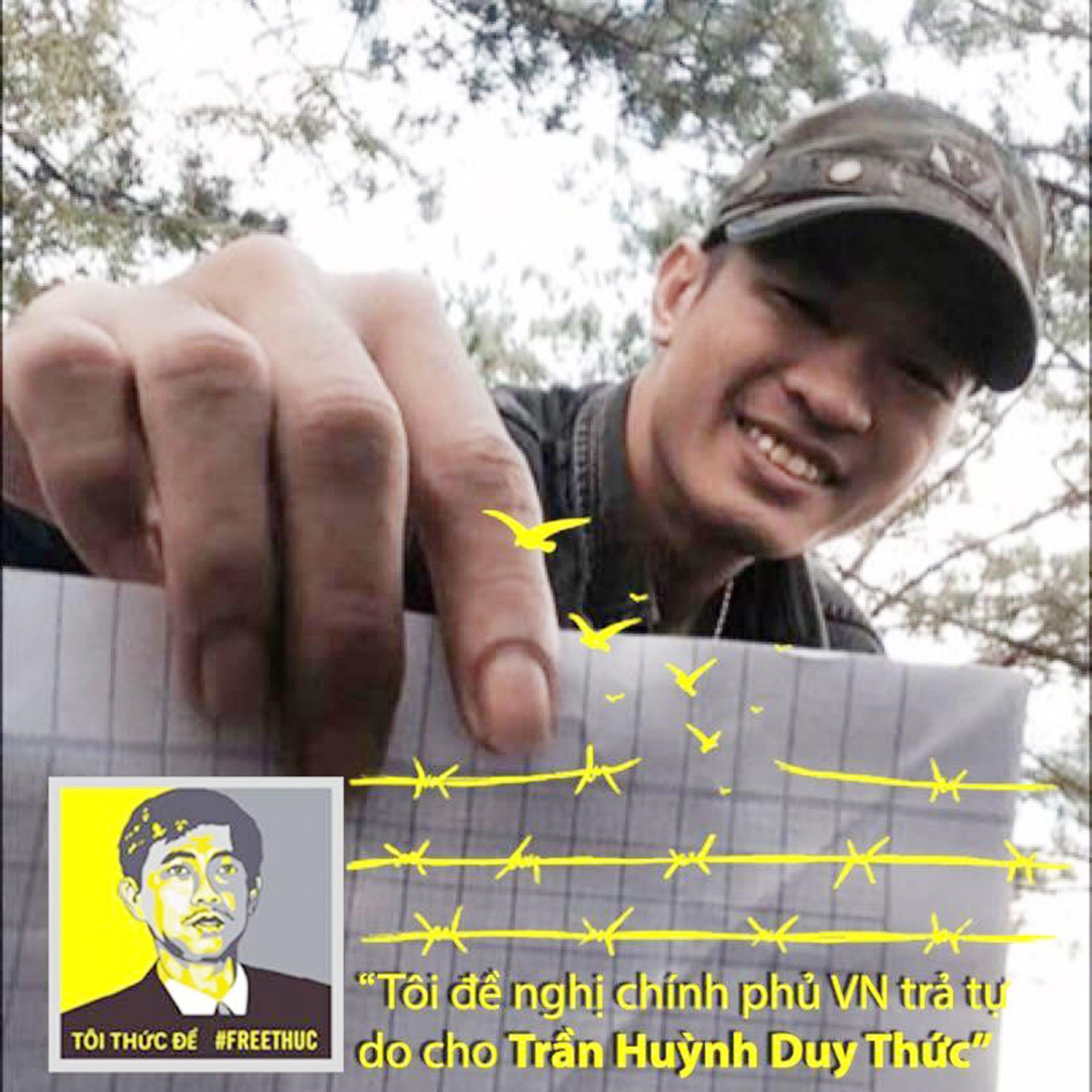 HRW đòi CSVN thả ông Nguyễn Quốc Đức Vượng