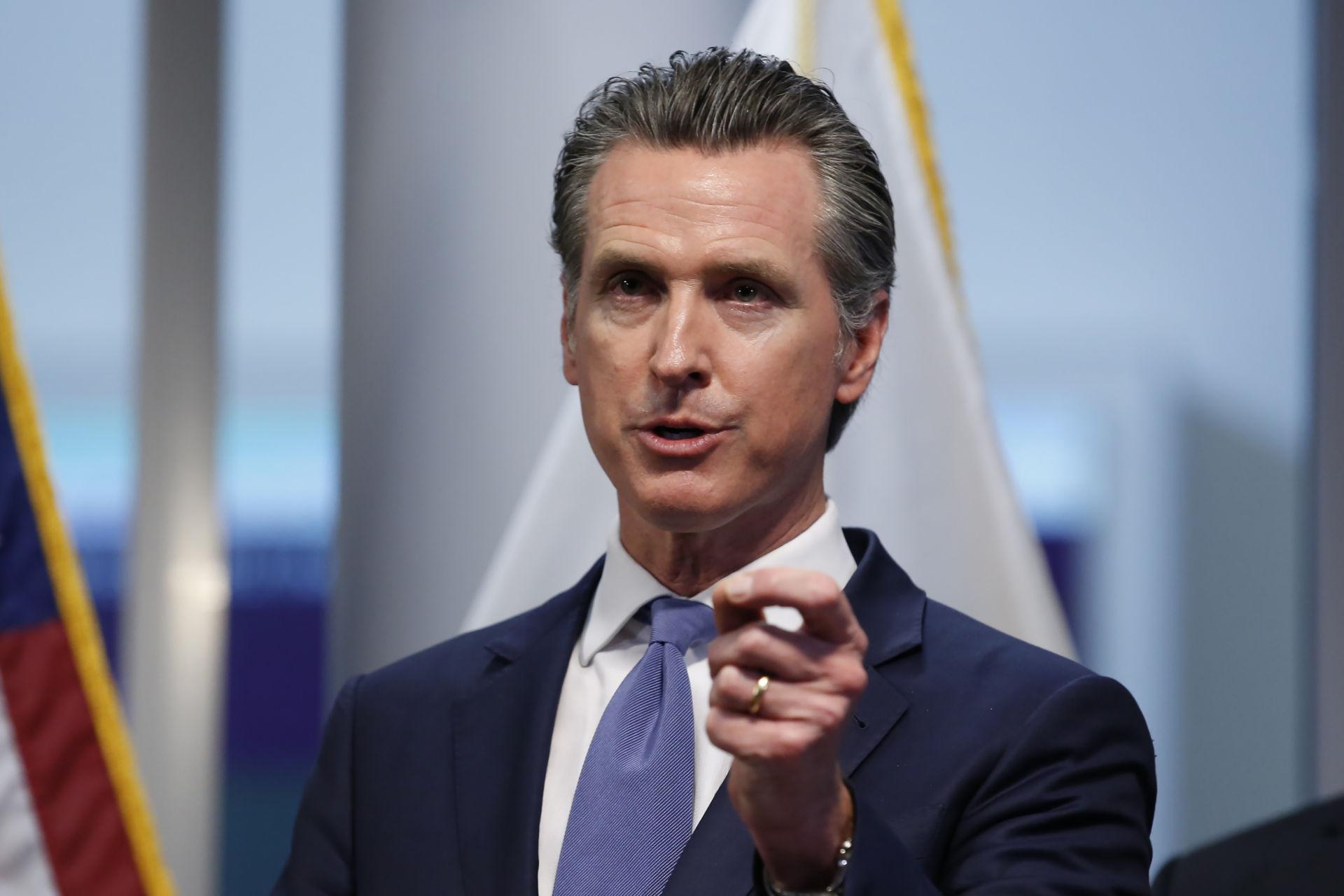 California Muốn Miễn Thi Cho Học Sinh Chờ Lien Bang Quyết định