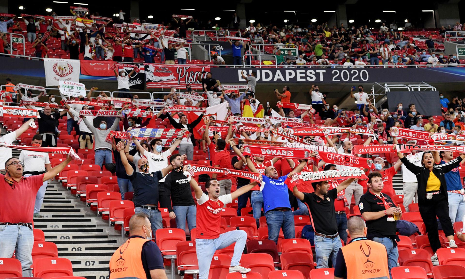 Thắng Sevilla 2-1, Bayern Munich đoạt UEFA Super Cup 2020
