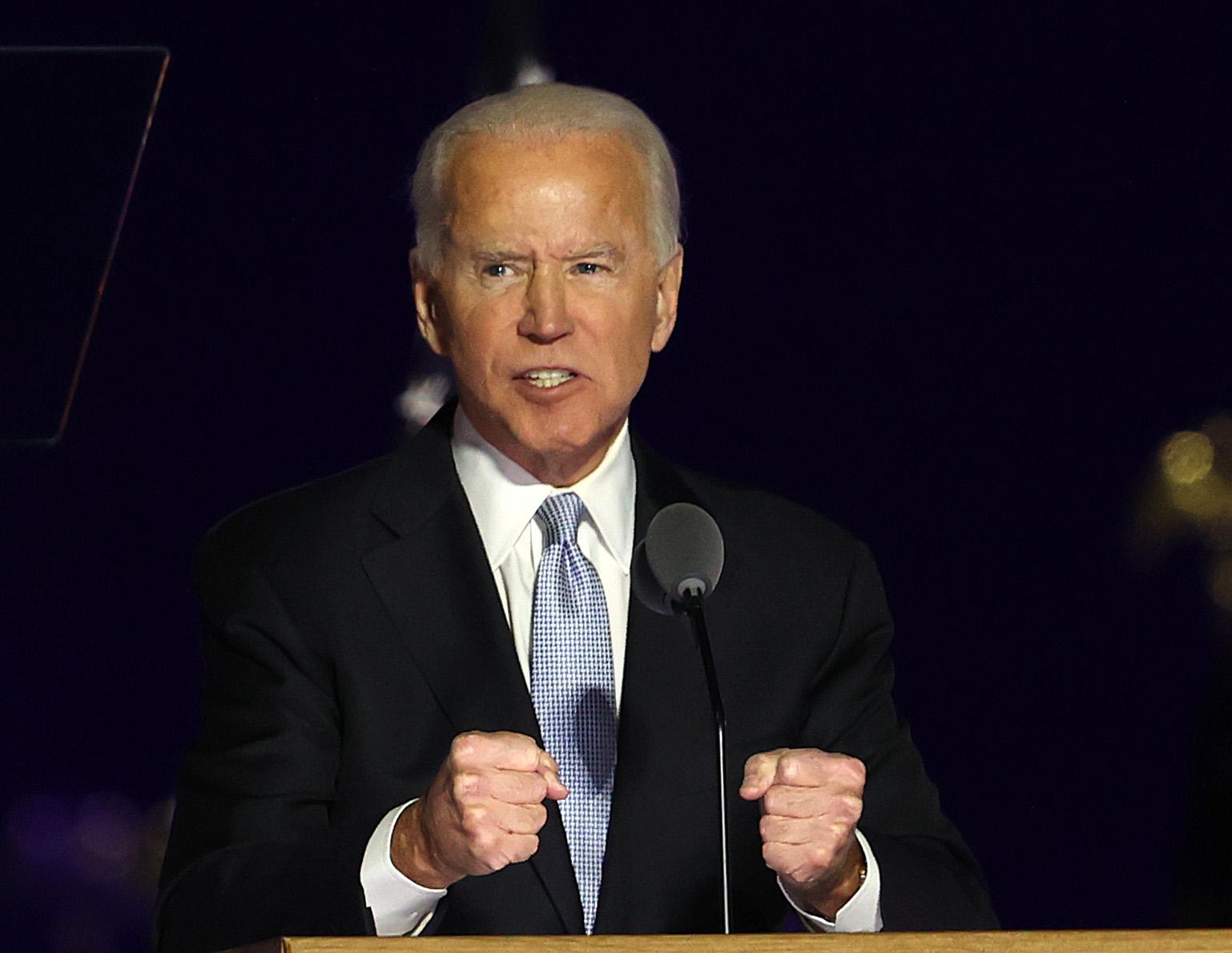 TT tân cử Biden dự trù sẽ nhanh chóng đưa ra hàng loạt sắc lệnh cho chính sách mới