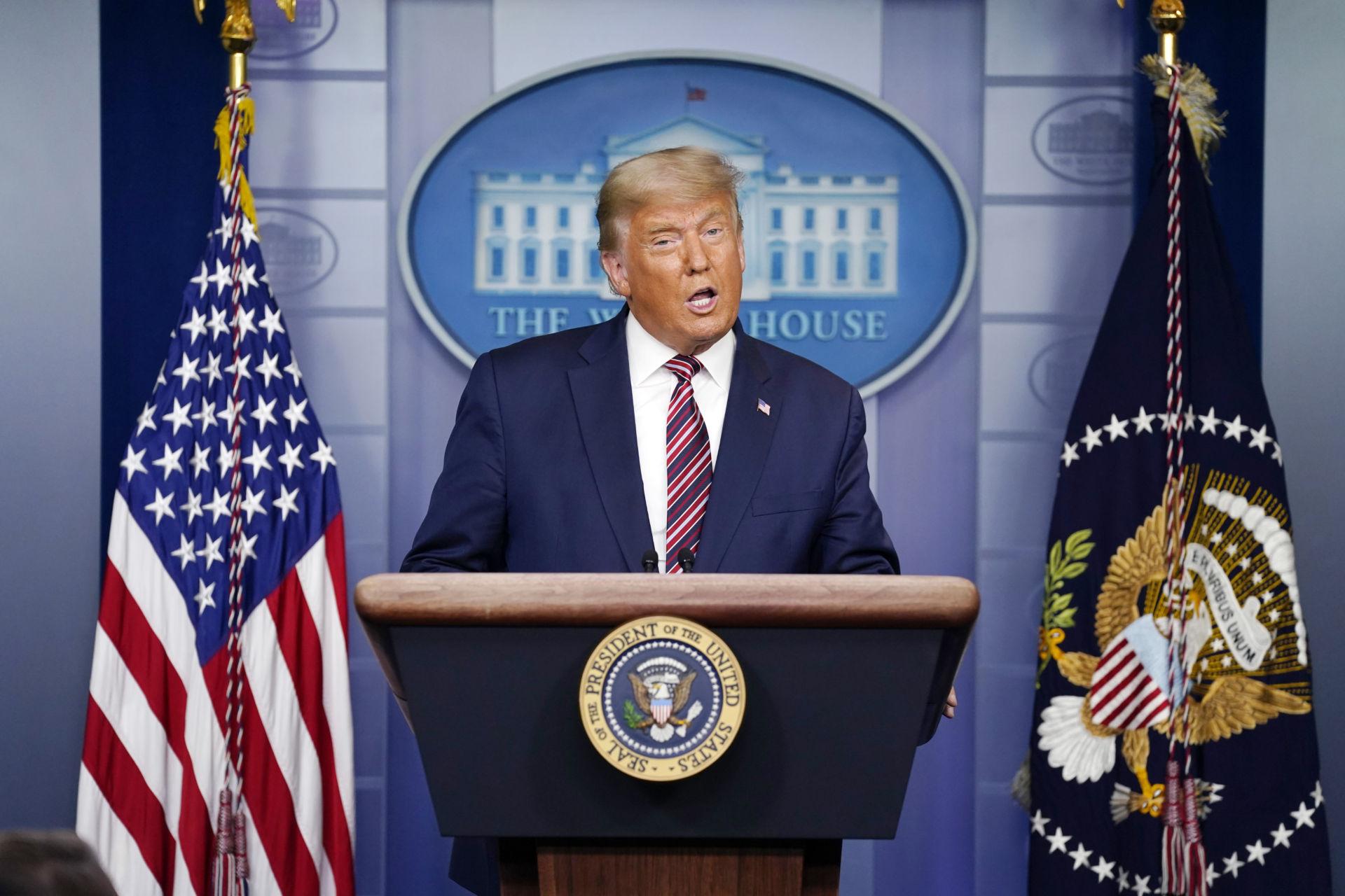 Trump không có ý định chấp nhận thua cuộc