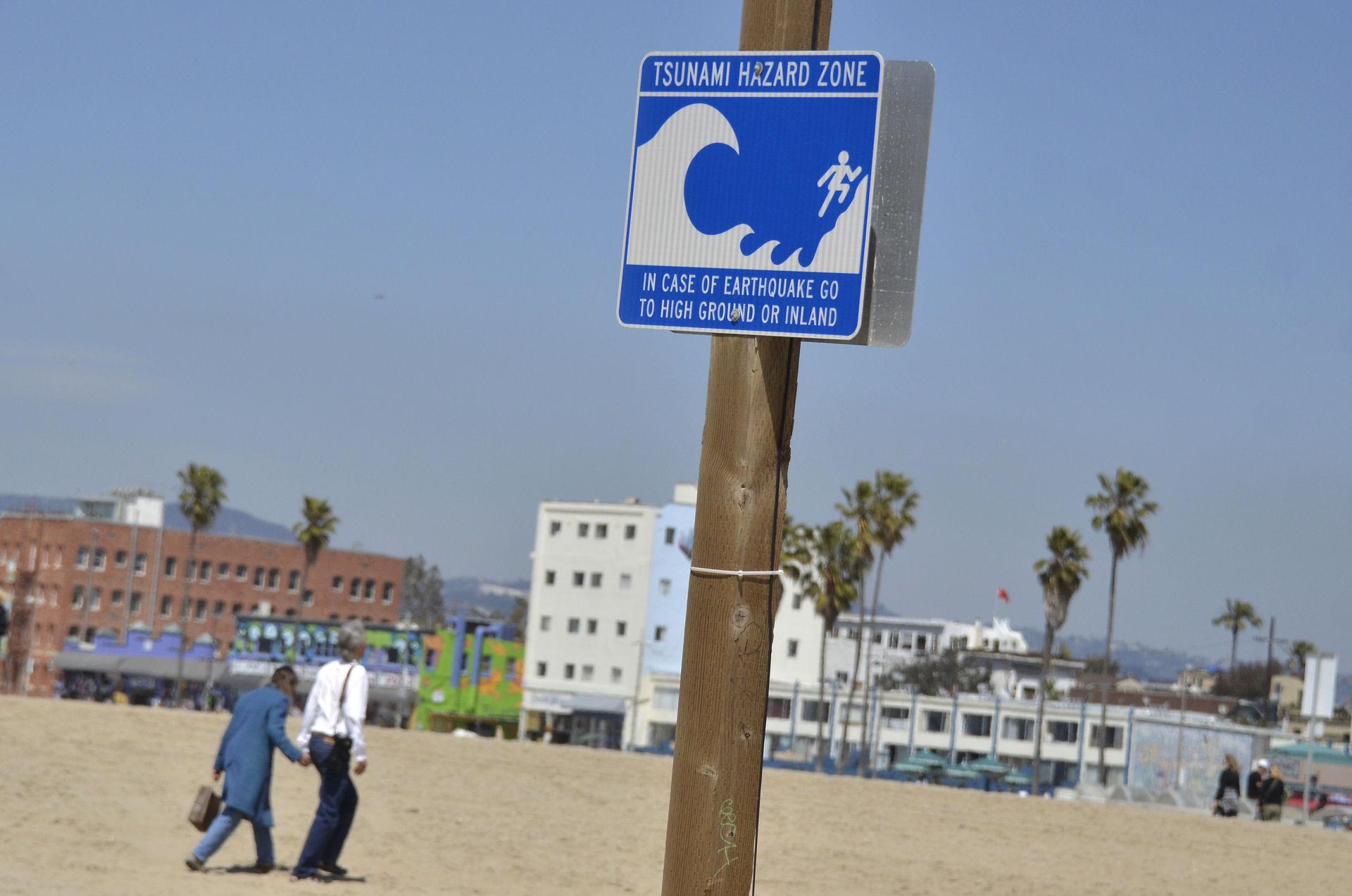 'Đại Sóng Thần,' nếu có, sẽ đánh vào đâu ở Nam California?