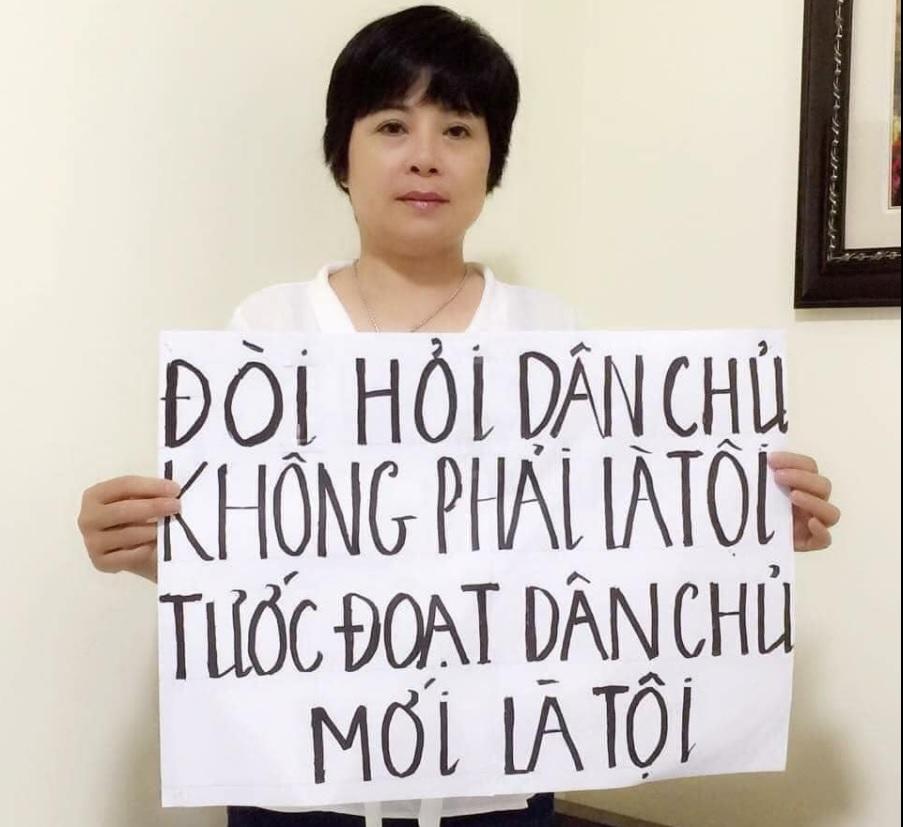 Cộng hòa Czech đòi CSVN thả bà Nguyễn Thúy Hạnh ngay lập tức