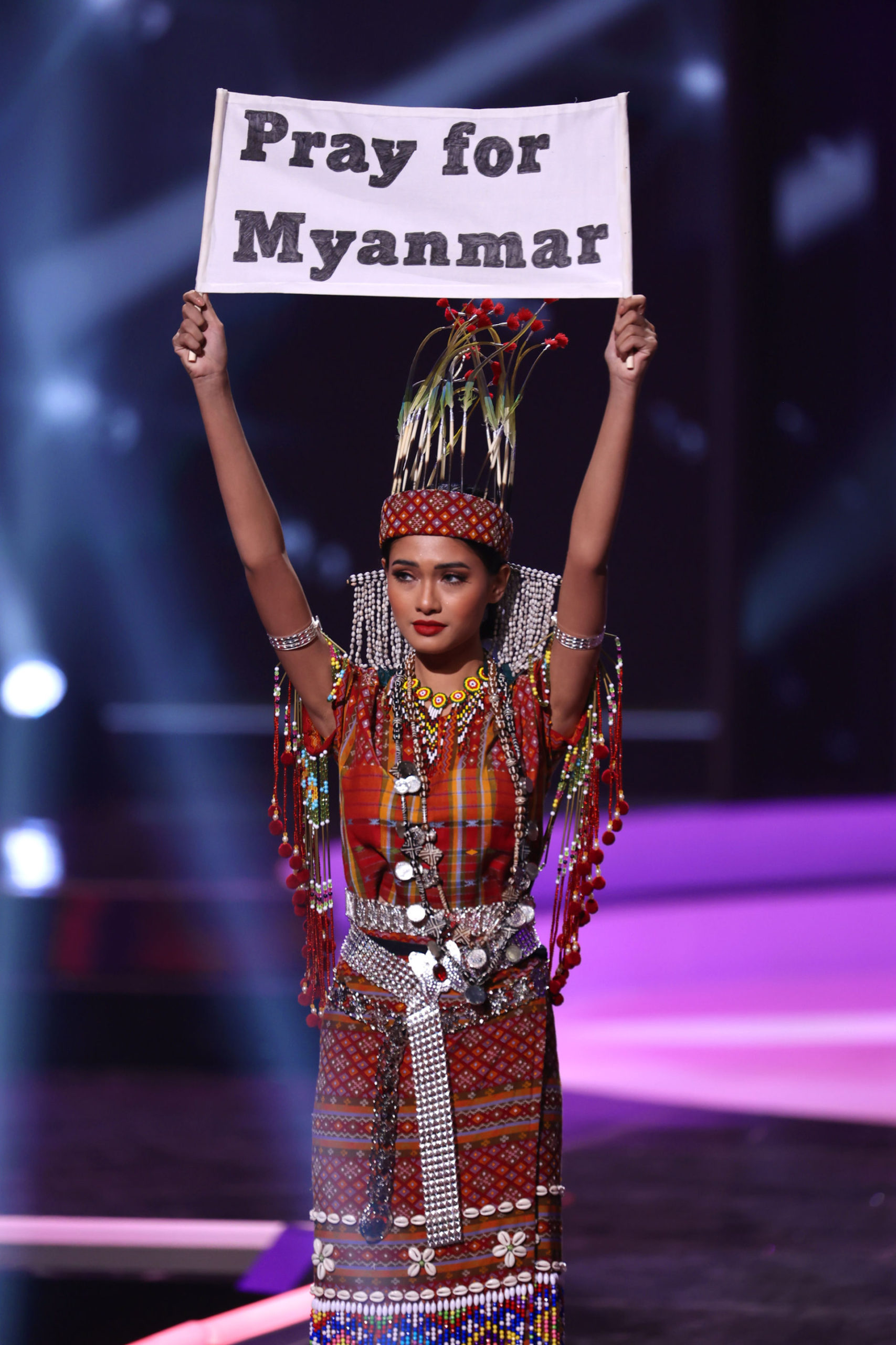 Hoa hau Mexico doat vuong mien Miss Universe 2021