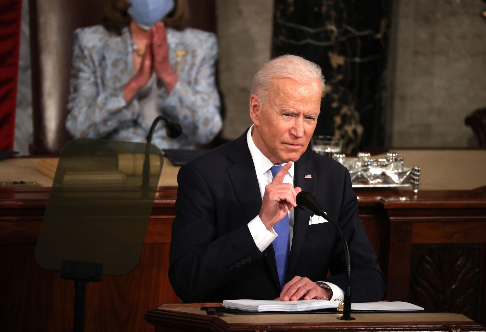 Biden nâng mức nhận tị nạn lên 62,500 người