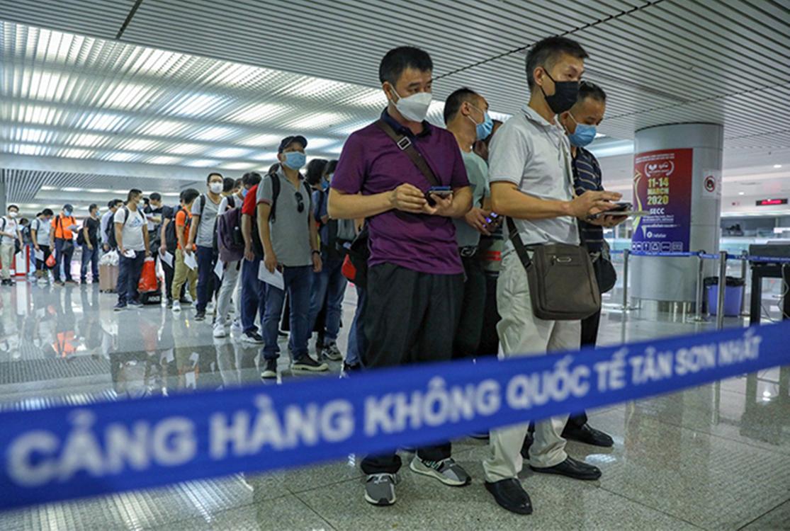 Keo khach du lich, Viet Nam chi cach ly 7 ngay voi nguoi da chich vaccine