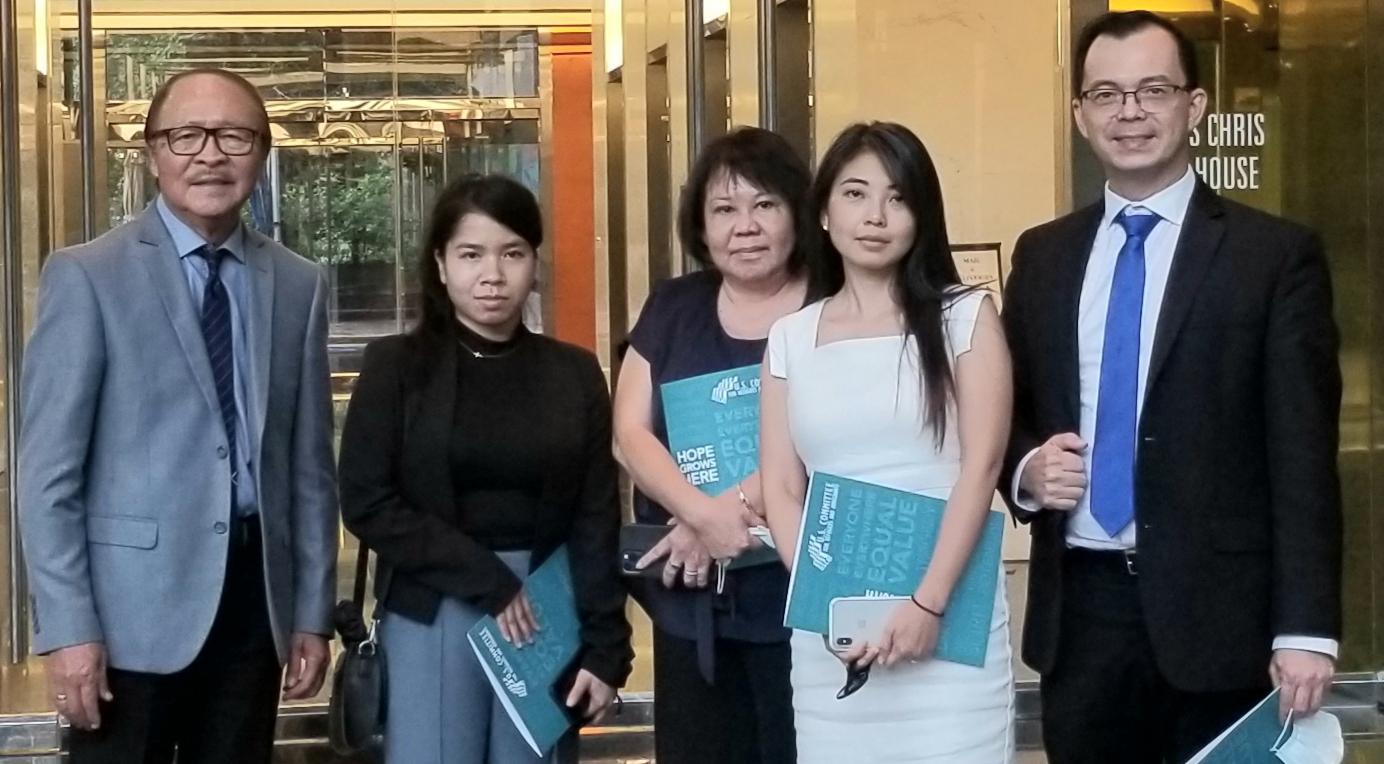Nhạc sĩ Nam Lộc vận động người Việt bảo trợ được 150 gia đình Afghanistan
