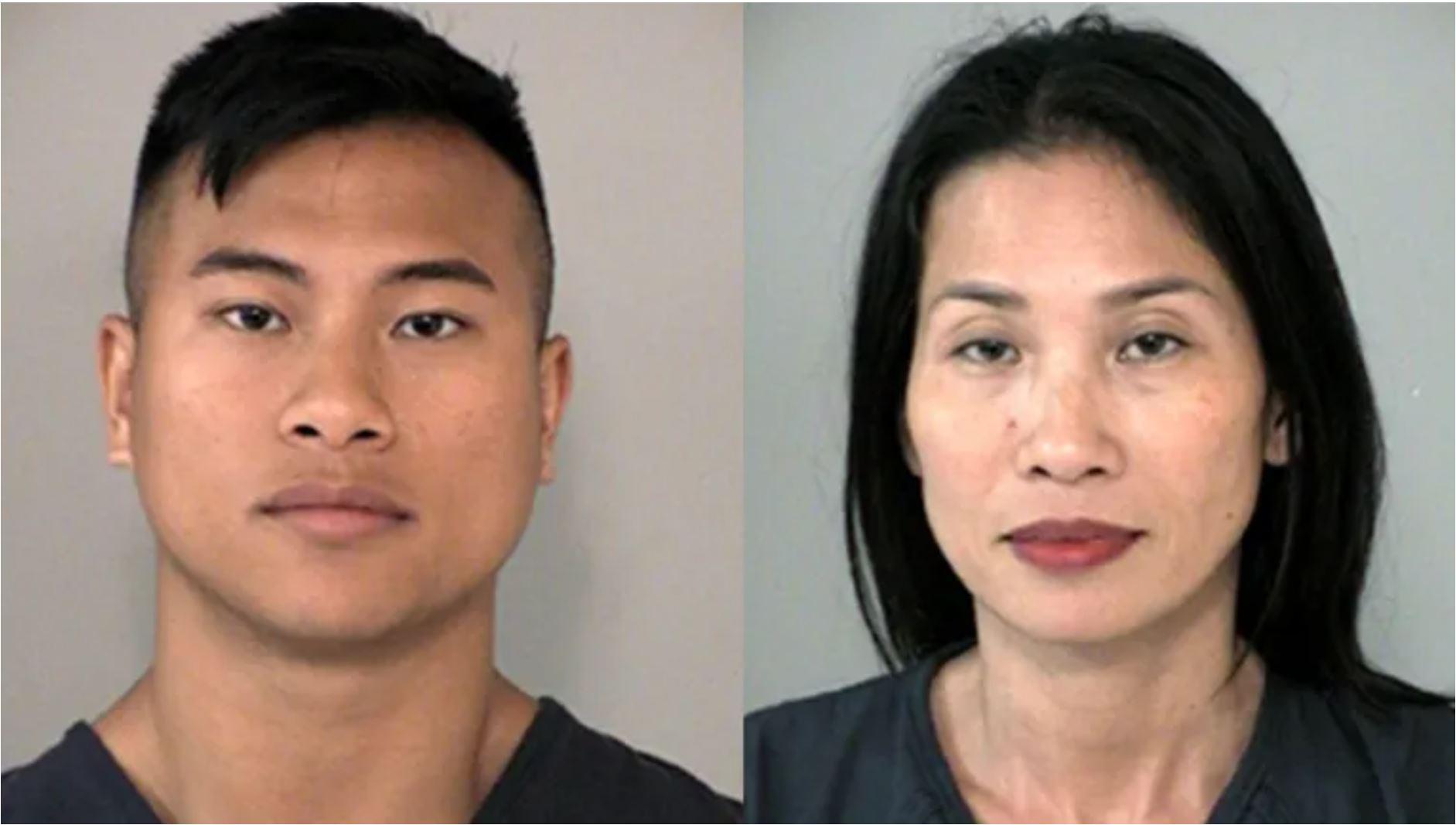 Hai mẹ con gốc Việt bị bắt trong cuộc điều tra trộm xe đắt tiền ở Texas