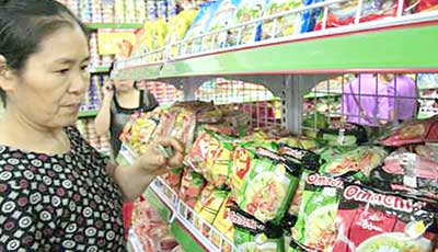 Vietnam ranks fourth in world instant noodle consumption