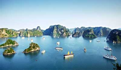 Halong Bay: best for coast