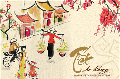 Please its not chinese new year nguoi viet online a vietnamese lunar new year greeting card photo h giang m4hsunfo
